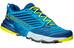 La Sportiva Akasha Trailrunning Shoes Unisex blue/sulphur